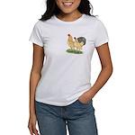 Blue-tail Buff Pair Women's T-Shirt