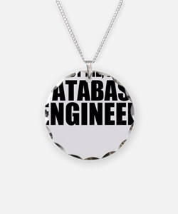 Trust Me, I'm A Database Engineer Necklace