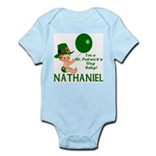 Personalized for Nathaniel Infant Bodysuit