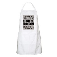castle_handsome_solid2 Apron