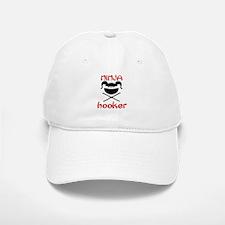 ninja hooker (crochet) Baseball Baseball Cap