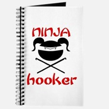 ninja hooker (crochet) Journal