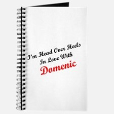In Love with Domenic Journal