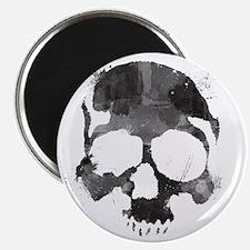 Watercolorskull Magnet