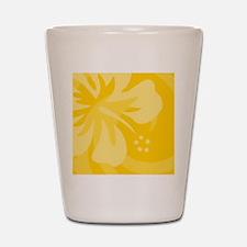 Yellow-King Shot Glass