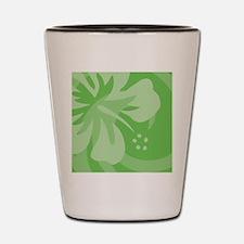 Green-King Shot Glass