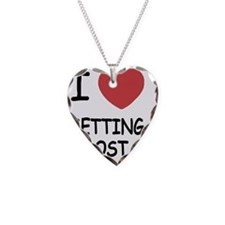 GETTING_LOST Necklace Heart Charm
