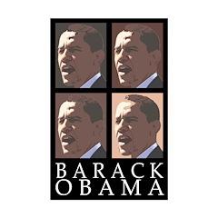 Barack Obama 11x17 Poster Print
