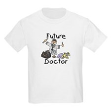 Future Doctor Kids T-Shirt