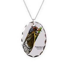 Periodical Cicada Necklace