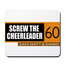 Save Matt & Danny Mousepad