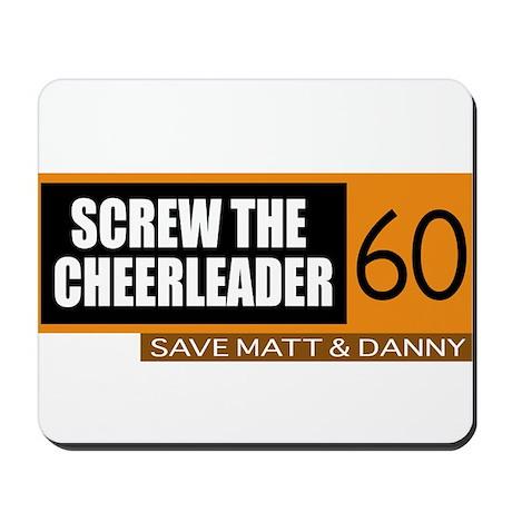 Save Matt & Danny Mousepad