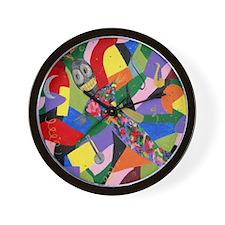 vooMP Wall Clock