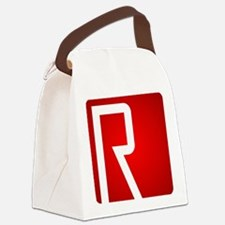 SuperR Canvas Lunch Bag