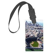 ipad_baseball_park_IMG_1262alt Luggage Tag