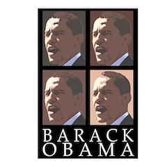 Barack Obama Postcards (Pack of 8)