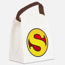 SuperS Canvas Lunch Bag