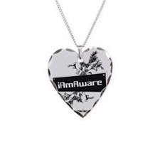 imaware1 Necklace Heart Charm