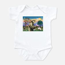 St Francis Himalayan Infant Bodysuit