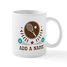 Personalized Tennis Mug