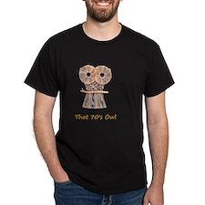 70s owl T-Shirt