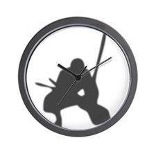 ninja2 Wall Clock
