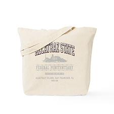 ALCATRAZ_STATE_lcp Tote Bag