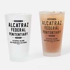 ALCATRAZ_cp Drinking Glass
