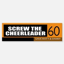 Save Matt & Danny Bumper Bumper Bumper Sticker