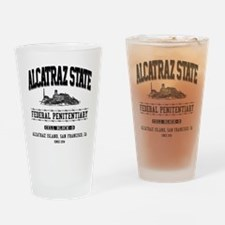 ALCATRAZ_STATE_dcp Drinking Glass