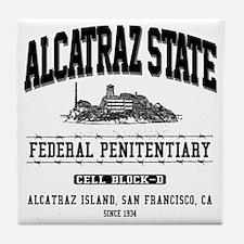 ALCATRAZ_STATE_dcp Tile Coaster