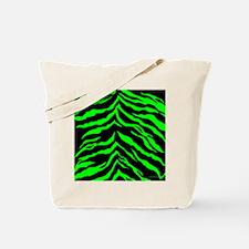 showercurtaingrntigerpng Tote Bag