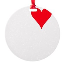 iheartalpacas_black Ornament