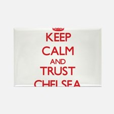 Keep Calm and TRUST Chelsea Magnets