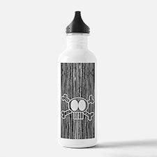 skullcrossbones itouch Water Bottle