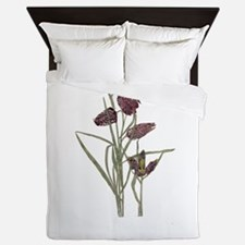 Mackintosh Tulip Design Queen Duvet