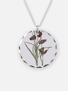 Mackintosh Tulip Design Necklace