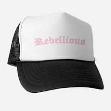Rebellious Trucker Hat