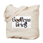 Godless Grief Tote Bag