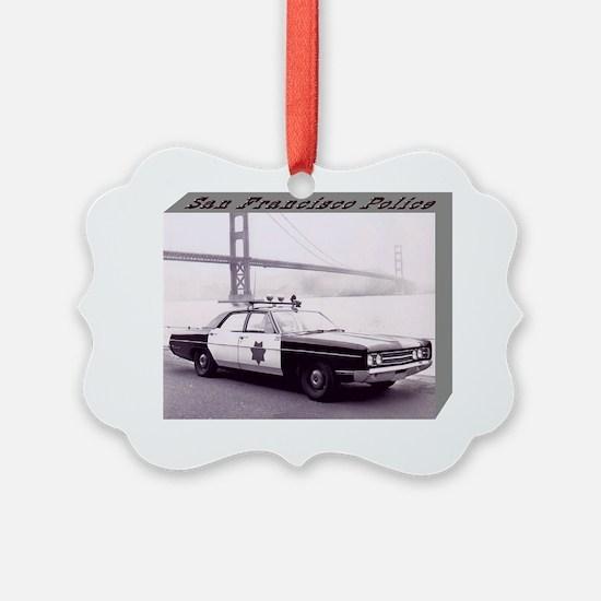 sfpdforfdcustom Ornament