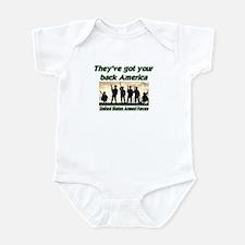got your back Infant Bodysuit