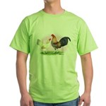 Blue Wheaten OE 2 Green T-Shirt