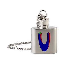 SuperU Flask Necklace