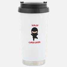Ninja Caregiver Stainless Steel Travel Mug