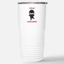 Ninja Caregiver Travel Mug