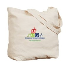 ABC Tote Bag with logo
