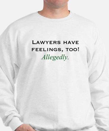 Lawyers Sweater