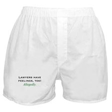 Lawyers Boxer Shorts