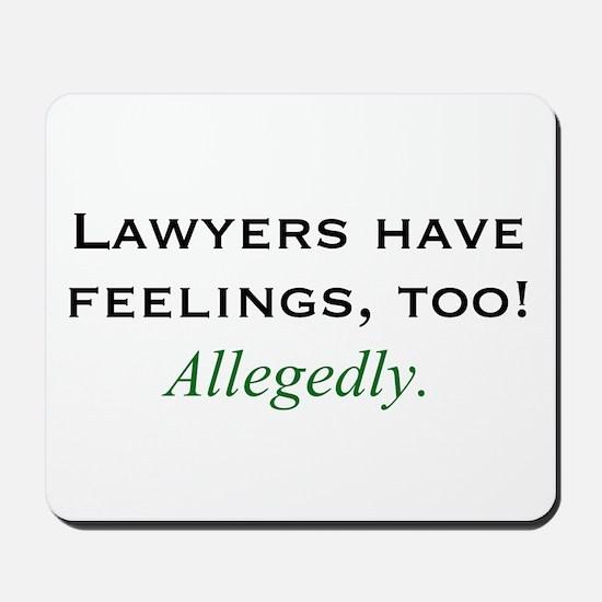 Lawyers Mousepad