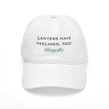 Lawyers Baseball Cap